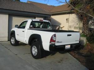 My GNU Truck